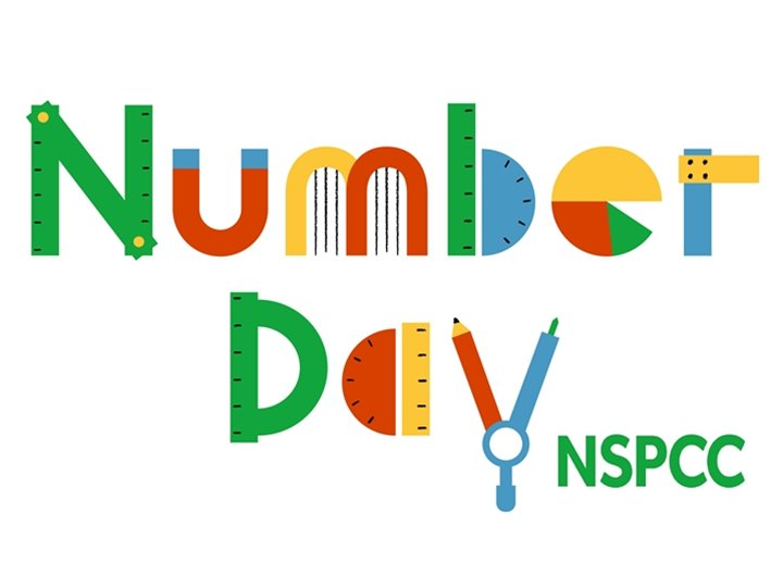 NSPCC Number Day at school
